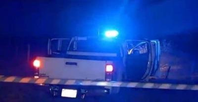 """Policías recibieron varios tiros desde menos de un metro: """"Es como que los remataron"""""""