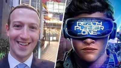 ¿Al estilo Ready Player One? Te sorprenderásen lo que Mark Zuckerberg quiere convertir Internet