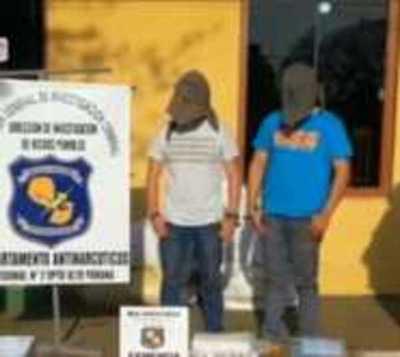 Alto Paraná: Incautan 200 kilos de cocaína en poder de bolivianos