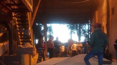 Trabajador fallece asfixiado en silo de Alto Paraná