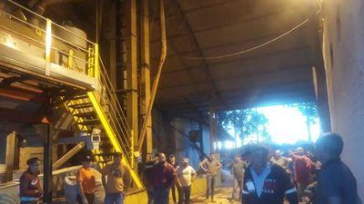 Accidente laboral: Empleado cayó a un silo y murió asfixiado