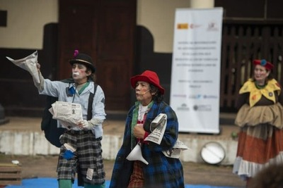 La campaña S.O.S Lago Ypacaraí invita a función teatral gratuita
