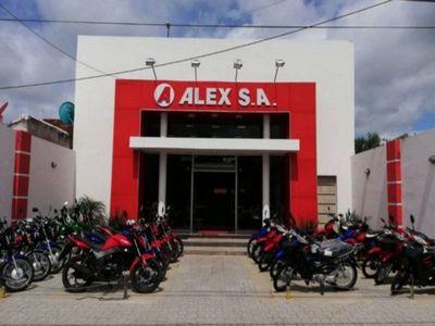 ALEX inaugura su sucursal N° 75 en Asunción