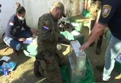 Incautan narcoavioneta: Dos bolivianos detenidos