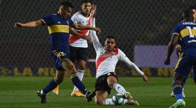 Boca elimina a River en la Copa Argentina