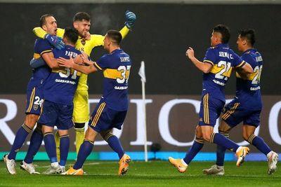 Boca Juniors eliminó por penales a River Plate de la Copa Argentina