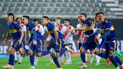 Boca Juniors eliminó a River Plate de la Copa Argentina