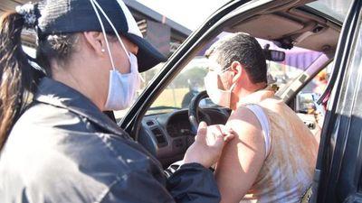 Aplicación de la segunda dosis de Moderna se centrará en tres vacunatorios en Asunción