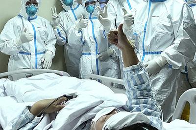 Coronavirus:  37 muertos y 427 positivos je'y