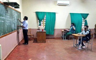 Clases presenciales inician el 3 de septiembre en escuelas públicas