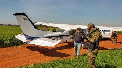 Caen narcopilotos bolivianos con cargamento de cocaína