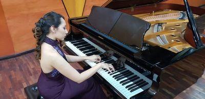 Joven pianista debutará con la OSCA