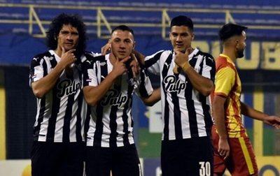 Libertad golea a 29 de Setiembre por Copa Paraguay