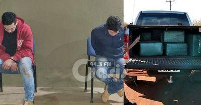 Incautan 500 kilos de cocaína en procedimento de la Senad en zona de Cápitan Bado