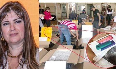 Organización criminal de Dalia López utiliza a la firma Income SA para ingresar electrónicos a CDE – Diario TNPRESS