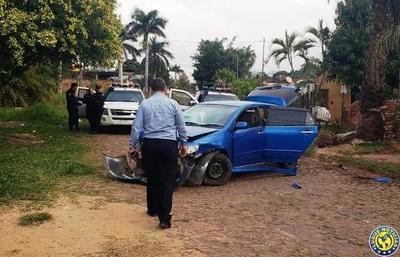 Detienen a un robacoches tras persecución y recuperan vehículo hurtado •