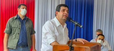 Vicepresidente afirma que Añetete goza de muy buena salud