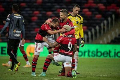 ¡Flamengo juega la copa con la sub-20 y sin Renato Gaúcho!