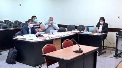 Defensa de Óscar González Daher pide su absolución o pena de un año
