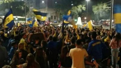 Matan a paraguayo que salió a festejar triunfo de Boca ante River