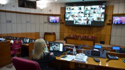 Cámara de Senadores aprueba en general ley de flete