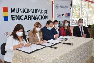 Ministerio de Trabajo fortalece programas de capacitación en Itapúa