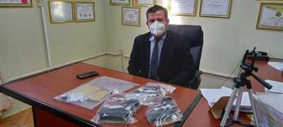 CDE: ordenan prueba de nitritos y nitratos a policías que habrían participado en persecución