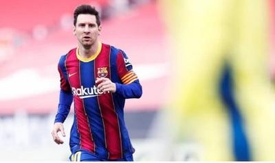 "Leo Messi le dice ""Chau, chau, adiós"" al FC Barcelona"