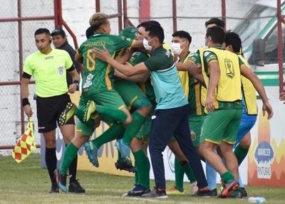 Sport Sastreño gana y avanza en Copa Paraguay