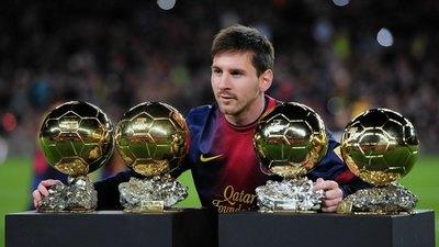 Lionel Messi y los números de una leyenda irreemplazable