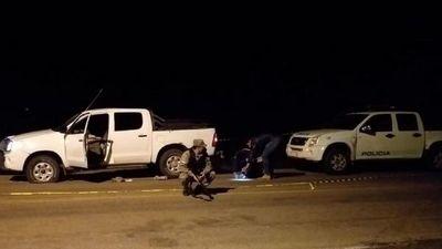 Pericias confirman que la ACA-EP realizó ataque en San Alfredo