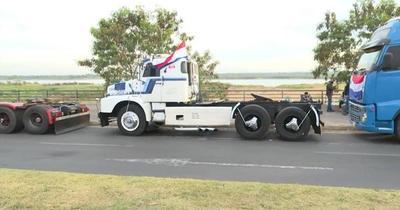 Gremios de producción denuncian a camioneros por cierre de rutas