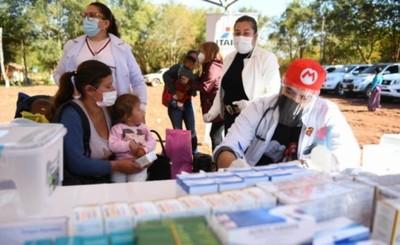 Brindan atención primaria en salud a indígenas del Alto Paraná
