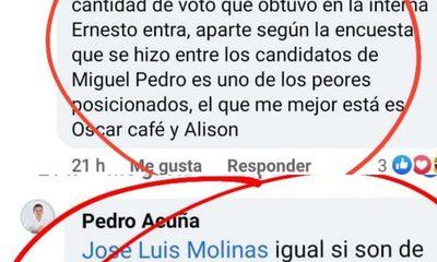 Guasadas del cuñado de Prieto ante falta de respuestas a denuncias de corrupción