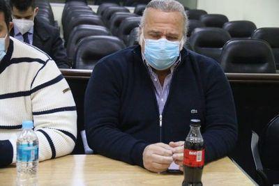 Óscar González Daher pide su absolución