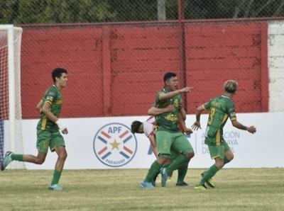 Sport Sastreño da otra sorpresa en la Copa Paraguay