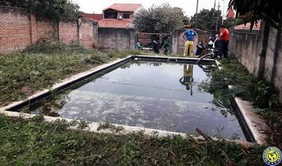 Municipio intervino terreno baldío en Cuarto Barrio y multa supera G. 3 millones •