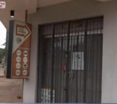Asaltan local de cobranzas en San Lorenzo y se llevan G. 6 millones