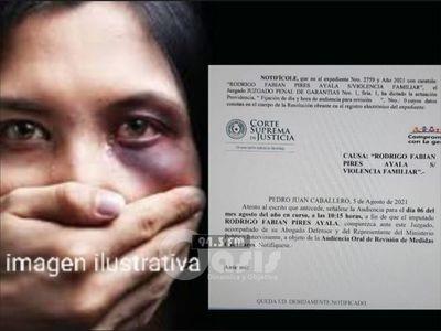 Piden prisión domiciliar para un hecho de violencia familiar en PJC