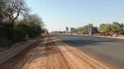 Reconstrucción de la ruta de acceso a Neuland ingresa a fase final