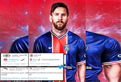 ¡Solo resta la presentación oficial! El PSG confirma que cerraron acuerdo con Messi