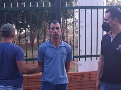Juan Olmedo fue detenido por fingir secuestro