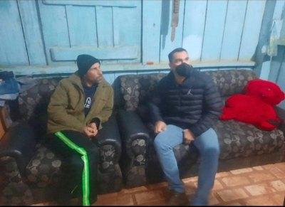 """Crónica / Al final, peón detenido por supuesto secuestro """"mau"""""""