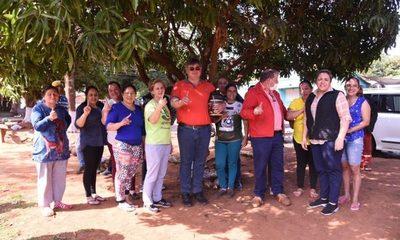 Tiki González promete a franqueños gobierno transparente y participativo – Diario TNPRESS