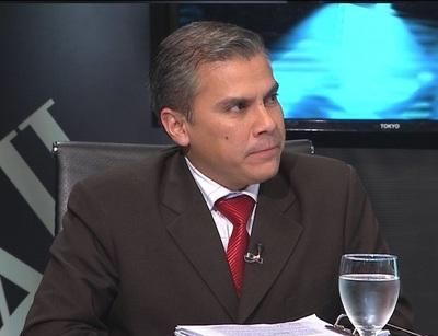 """Apoderado de ANR pide a senadora Desirée Masi y al """"atajacarteras"""" Pedro Santa Cruz que """"se saquen las caretas"""""""