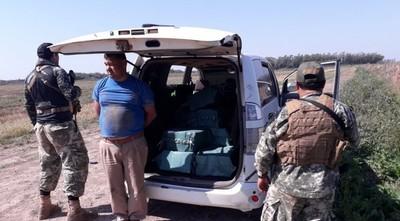 Incautan importante carga de cocaína en una pista clandestina en Itapúa