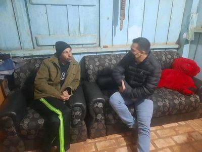 Fiscalía imputa a Juanchi por simular su secuestro