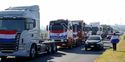 Bancada de Honor Colorado en Diputados rechazará o modificará proyecto de ley de camioneros
