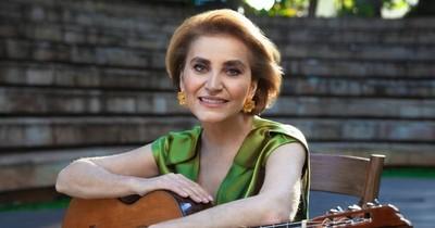 La Nación / Berta Rojas: La inspiración y el amor por la guitarra