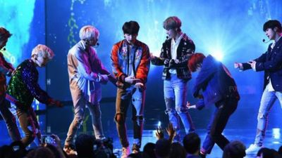 BTS sueña con un Grammy y los próximos escenarios